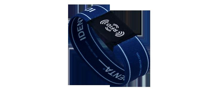 RFID Stoffarmband ELLA