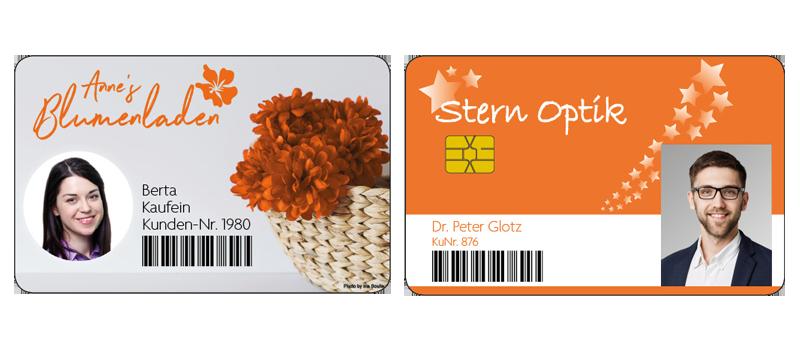 Barcode card_sample